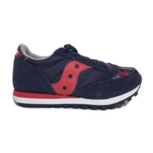 נעליים סאקוני לילדים Saucony JAZZ ORIGINAL - כחול/אדום