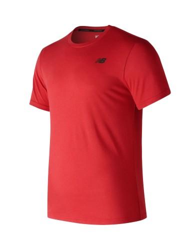 מוצרי ניו באלאנס לגברים New Balance MT73080 - אדום