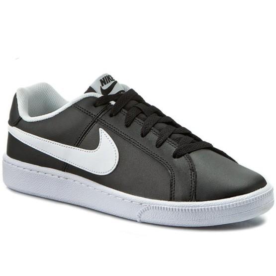 מוצרי נייק לגברים Nike COURT ROYALE - שחור/לבן