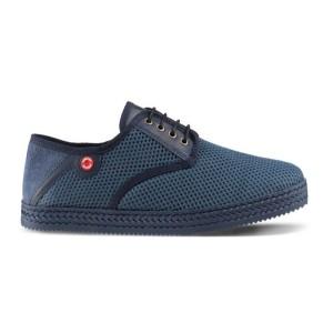 נעליים נו ברנד לגברים NOBRAND Bluish - כחול