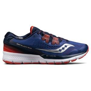 נעליים סאקוני לגברים Saucony ZEALOT ISO3 - כחול/כתום