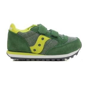 נעליים סאקוני לילדים Saucony JAZZ DOUBLE - ירוק