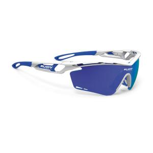 מוצרי רודי פרוג'קט לנשים Rudy Project TRALYX - כחול/לבן