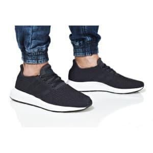 נעלי הליכה Adidas Originals לגברים Adidas Originals SWIFT RUN - שחור