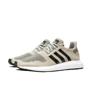 נעלי הליכה אדידס לגברים Adidas SWIFT RUN - בז'