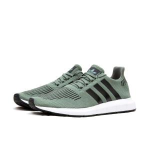 מוצרי אדידס לגברים Adidas SWIFT RUN - ירוק