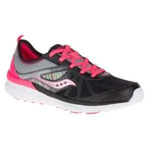 נעליים סאקוני לנשים Saucony VOLT - שחור/ורוד