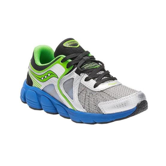 נעליים סאקוני לילדים Saucony KOTARO 3 - כחול/ירוק