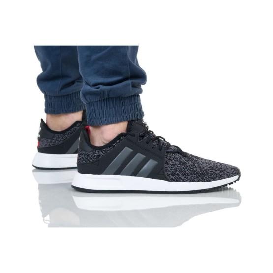 נעליים Adidas Originals לגברים Adidas Originals X_PLR - אפור/שחור