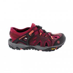 נעלי טיולים מירל לנשים Merrell All Out Blaze Sieve - ורוד
