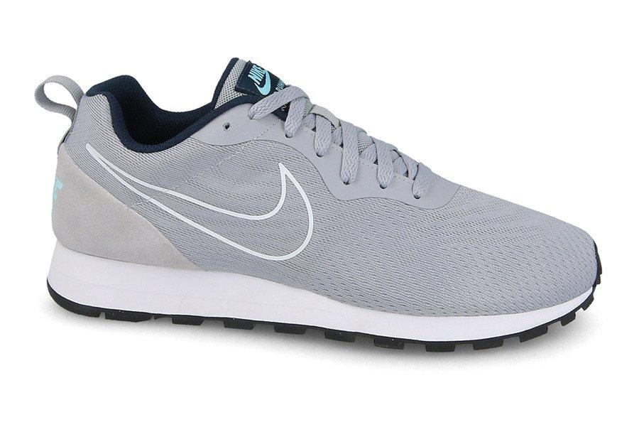 נעליים נייק לגברים Nike Md Runner 2 Eng Mesh - אפור בהיר