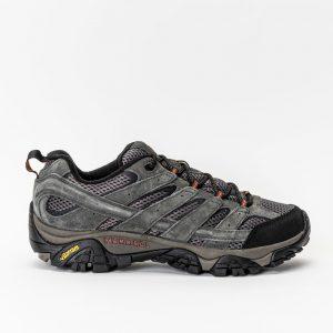 נעלי טיולים מירל לגברים Merrell Moab 2 Ventilator - אפור
