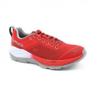 נעליים הוקה לגברים Hoka One One Mach - אדום