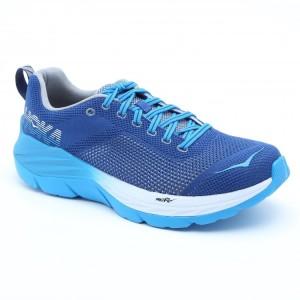 נעליים הוקה לגברים Hoka One One Mach - כחול
