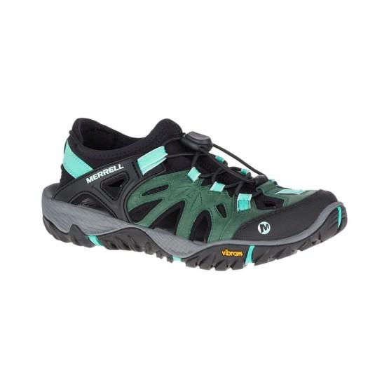 נעליים מירל לנשים Merrell All Out Blaze Sieve - שחורטורקיז