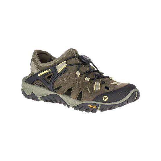 נעליים מירל לנשים Merrell All Out Blaze Sieve - חום