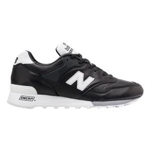 נעלי הליכה ניו באלאנס לגברים New Balance M577 - שחור/לבן