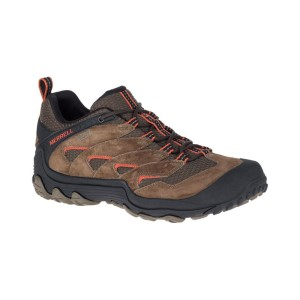 נעלי טיולים מירל לגברים Merrell Chameleon 7 - חום