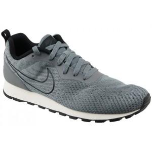 מוצרי נייק לגברים Nike Md Runner 2 Eng Mesh - אפור