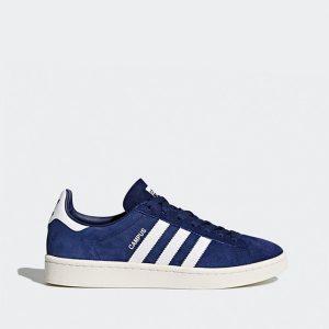 נעליים Adidas Originals לגברים Adidas Originals CAMPUS - כחול