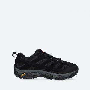 נעלי טיולים מירל לגברים Merrell Moab 2 Ventilator - שחור