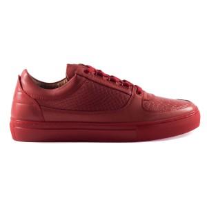 נעליים נו ברנד לגברים NOBRAND Kaskade - אדום