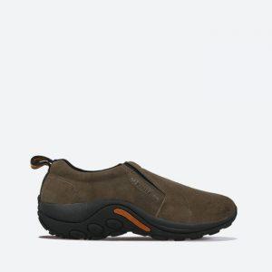 נעלי הליכה מירל לגברים Merrell Jungle Moc - חום כהה