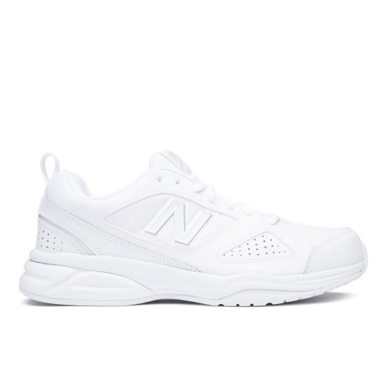 נעלי ספורט ניו באלאנס לגברים New Balance MX624 - לבן