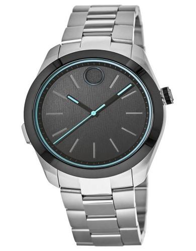 מוצרי מובאדו לגברים Movado Bold Motion Smartwatch - כסף/כחול