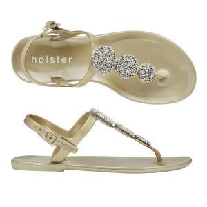 נעליים הולסטר לנשים HOLSTER Serenity - בז'