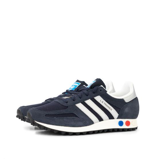 נעליים Adidas Originals לגברים Adidas Originals LA Trainer OG - כחול כהה