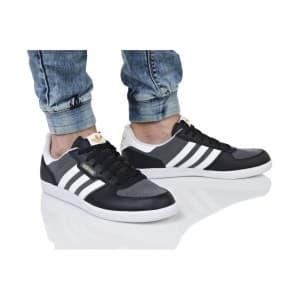 נעליים Adidas Originals לגברים Adidas Originals LEONERO - שחור/לבן