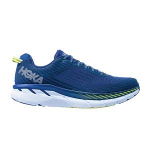 נעליים הוקה לגברים Hoka One One Clifton 5  - כחול