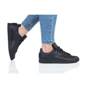 נעליים Adidas Originals לנשים Adidas Originals STAN SMITH W - שחור מלא