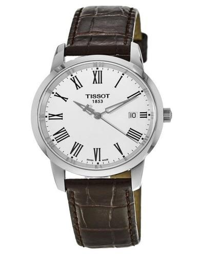 מוצרי תיסוט לגברים Tissot T Classic - חום