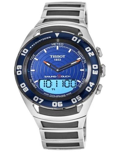 מוצרי תיסוט לגברים Tissot T Touch - אפור