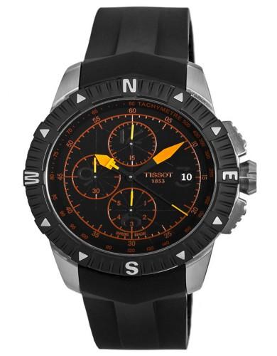מוצרי תיסוט לגברים Tissot T Navigator - שחור/כתום