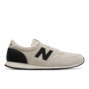 נעליים ניו באלאנס לגברים New Balance U420 - לבן/שחור