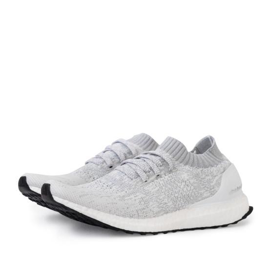 נעליים אדידס לגברים Adidas ULTRABOOST UNCAGED - לבן/שחור