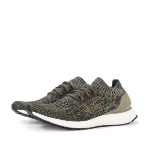 מוצרי אדידס לגברים Adidas ULTRABOOST UNCAGED - אפור/ירוק