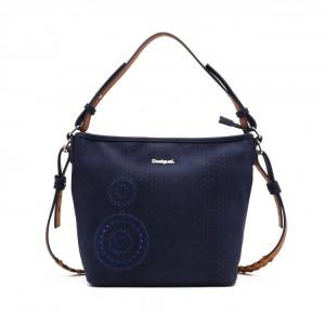 מוצרי דסיגואל לנשים Desigual Bols Asten Agora - כחול