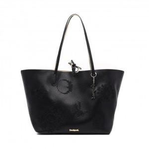 מוצרי דסיגואל לנשים Desigual Bols Capri Alice - שחור
