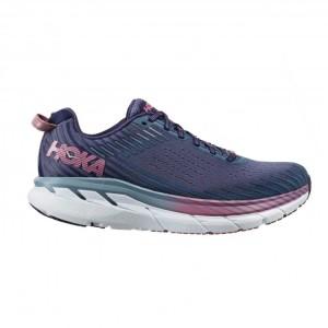 נעליים הוקה לנשים Hoka One One Clifton  5 - סגול