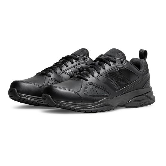 נעליים ניו באלאנס לגברים New Balance MX624 - שחור