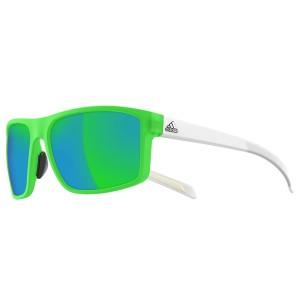 אביזרים אדידס לנשים Adidas Eyewear Whipstart - לבן/ירוק
