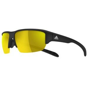 אביזרים אדידס לנשים Adidas Eyewear Kumacross Halfrim - שחור/צהוב