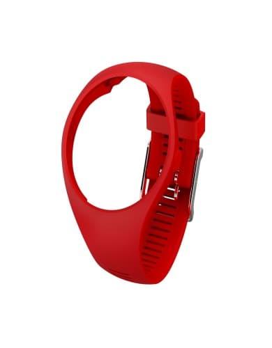 אביזרים פולאר לנשים Polar Wrist Strap M200 - אדום