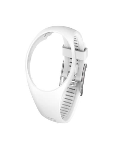 אביזרים פולאר לנשים Polar Wrist Strap M200 - לבן