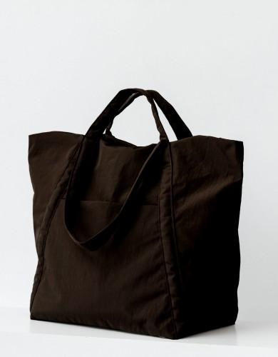 אביזרים באגו לנשים BAGGU Travel Cloud bag - שחור