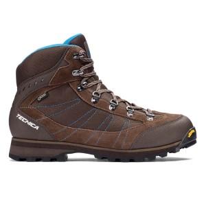 נעלי טיולים Tecnica לגברים Tecnica MAKALU IV GTX - חוםכחול